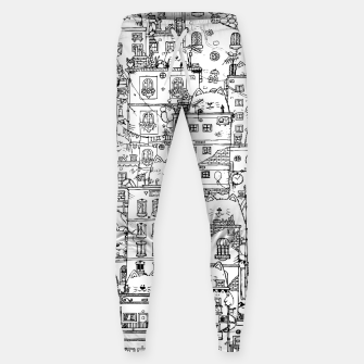 Thumbnail image of City of Cats Sweatpants, Live Heroes