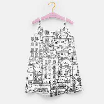 Thumbnail image of City of Cats Girl's dress, Live Heroes