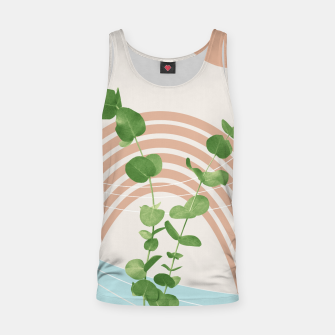 Thumbnail image of Eucalyptus Rainbow Oasis #1 #tropical #wall #art  Muskelshirt , Live Heroes