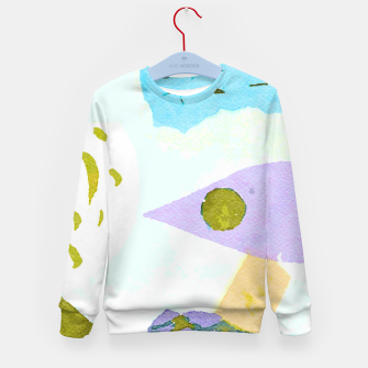 Thumbnail image of Medicine Kid's sweater, Live Heroes