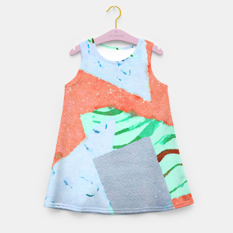 Thumbnail image of Empire Girl's summer dress, Live Heroes