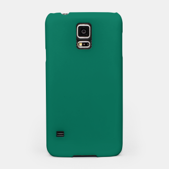 Thumbnail image of Pantone Ultramarine Green pure clear turquoise tone colour Autumn/Winter 2020/2021 London Samsung Case, Live Heroes
