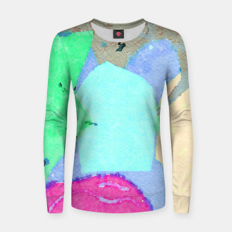 Thumbnail image of Prison of Nature Women sweater, Live Heroes