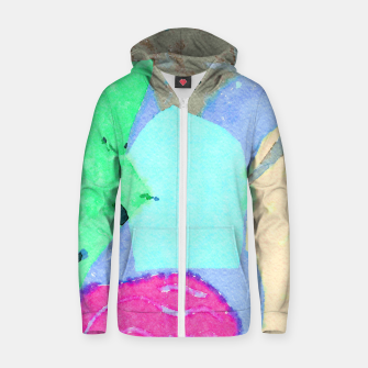 Thumbnail image of Prison of Nature Zip up hoodie, Live Heroes
