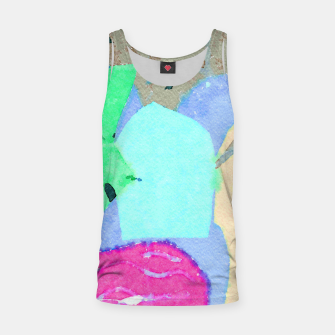 Thumbnail image of Prison of Nature Tank Top, Live Heroes