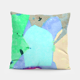 Thumbnail image of Prison of Nature Pillow, Live Heroes