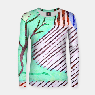 Thumbnail image of Weather Women sweater, Live Heroes