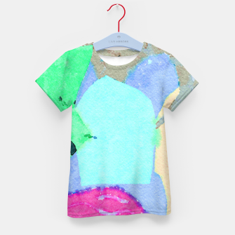 Thumbnail image of Prison of Nature Kid's t-shirt, Live Heroes