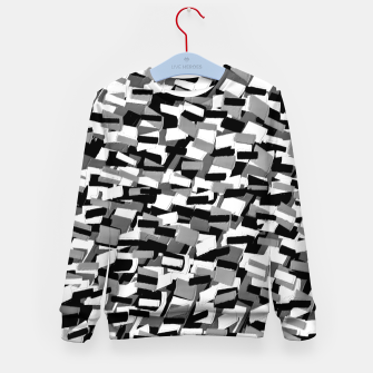 Thumbnail image of Grey Values  Sudadera para niños, Live Heroes