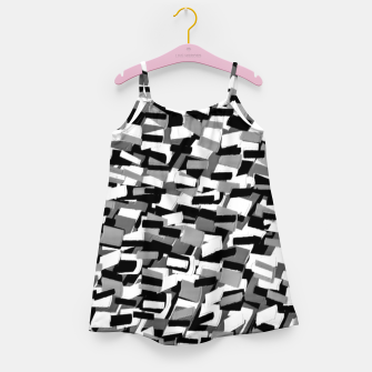 Thumbnail image of Grey Values  Vestido para niñas, Live Heroes