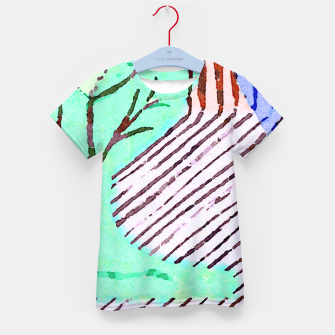 Thumbnail image of Weather Kid's t-shirt, Live Heroes