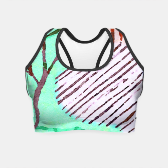 Thumbnail image of Weather Crop Top, Live Heroes