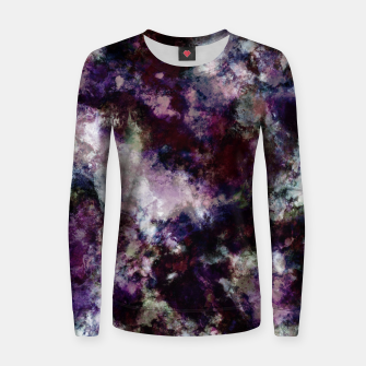 Thumbnail image of Lost in thought Women sweater, Live Heroes