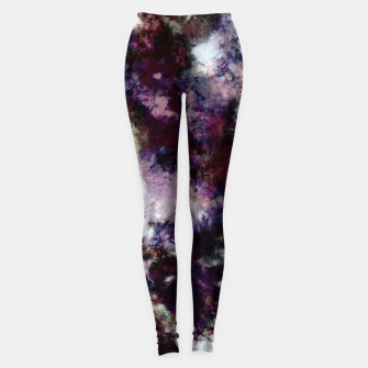 Thumbnail image of Lost in thought Leggings, Live Heroes