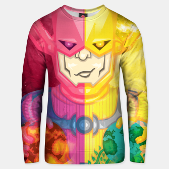 Thumbnail image of Galactus Destroyer of Worlds / Lifebringer Unisex sweater, Live Heroes
