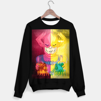Thumbnail image of Galactus Destroyer of Worlds / Lifebringer Sweater regular, Live Heroes