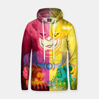 Thumbnail image of Galactus Destroyer of Worlds / Lifebringer Hoodie, Live Heroes