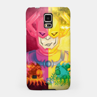 Thumbnail image of Galactus Destroyer of Worlds / Lifebringer Samsung Case, Live Heroes
