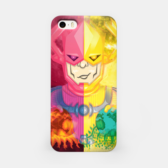 Thumbnail image of Galactus Destroyer of Worlds / Lifebringer iPhone Case, Live Heroes