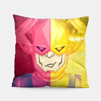 Thumbnail image of Galactus Destroyer of Worlds / Lifebringer Pillow, Live Heroes