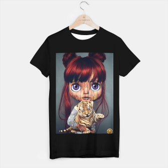 Thumbnail image of Doll tiger art, Live Heroes