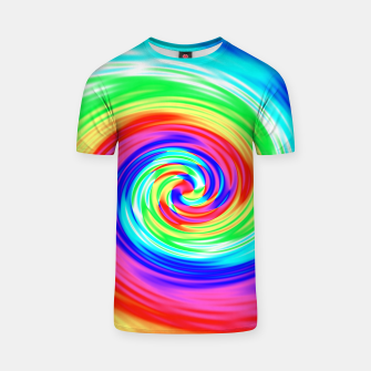 Thumbnail image of Chaotic spectrum t shirt, Live Heroes