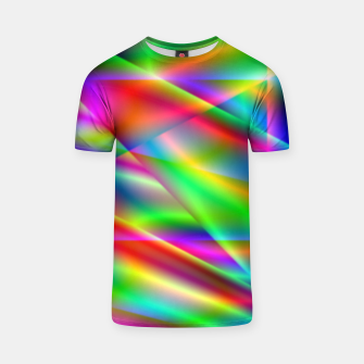 Thumbnail image of Neon t shirt, Live Heroes
