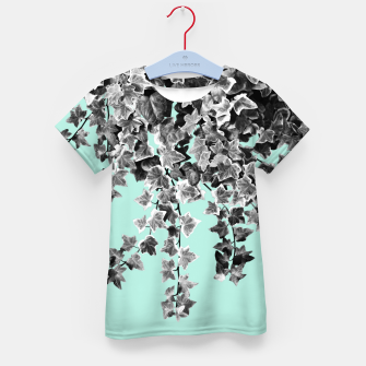 Thumbnail image of Ivy Delight #6 #wall #decor #art T-Shirt für kinder, Live Heroes