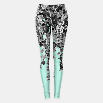 Thumbnail image of Ivy Delight #6 #wall #decor #art Leggings, Live Heroes