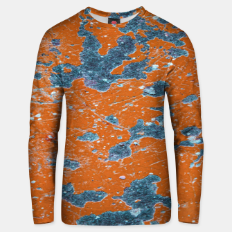 Thumbnail image of Vivid Grunge Abstract Print Unisex sweater, Live Heroes
