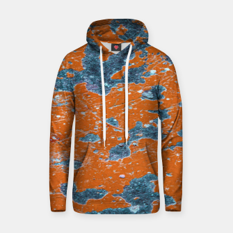 Thumbnail image of Vivid Grunge Abstract Print Hoodie, Live Heroes