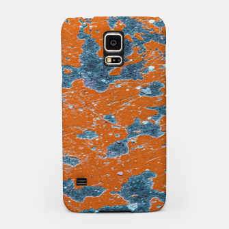 Thumbnail image of Vivid Grunge Abstract Print Samsung Case, Live Heroes