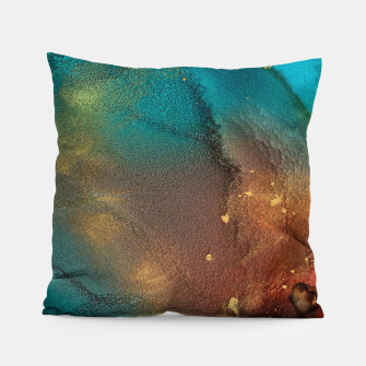 Thumbnail image of Surface of Life Pillow, Live Heroes