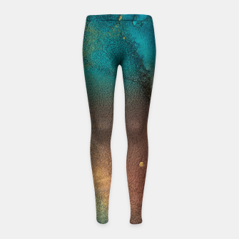 Thumbnail image of Surface of Life Girl's leggings, Live Heroes