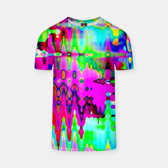 Thumbnail image of Explosive ink T shirt, Live Heroes