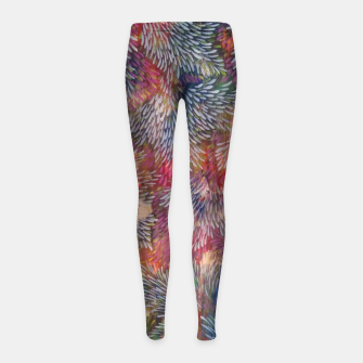 Thumbnail image of frunze1 Girl's leggings, Live Heroes