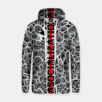 Thumbnail image of asocialization Hoodie, Live Heroes
