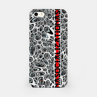 Thumbnail image of asocialization iPhone Case, Live Heroes
