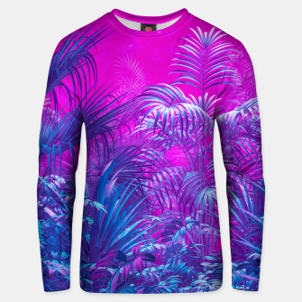 Thumbnail image of Neon Jungle Paradise Unisex sweater, Live Heroes