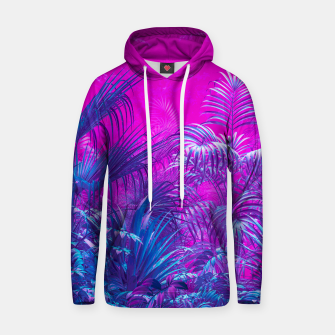 Thumbnail image of Neon Jungle Paradise Hoodie, Live Heroes