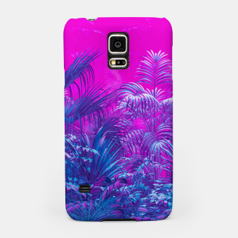 Thumbnail image of Neon Jungle Paradise Samsung Case, Live Heroes