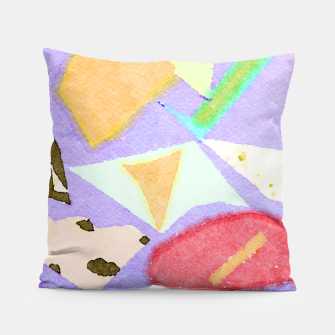 Thumbnail image of Wishful Thinking Pillow, Live Heroes