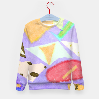 Thumbnail image of Wishful Thinking Kid's sweater, Live Heroes