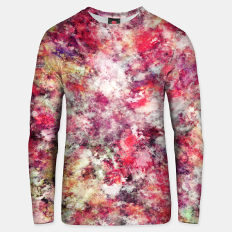 Thumbnail image of Rambling roses Unisex sweater, Live Heroes