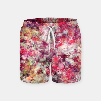 Thumbnail image of Rambling roses Swim Shorts, Live Heroes
