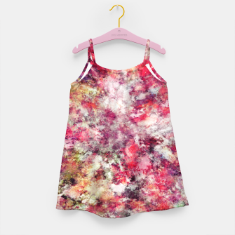 Thumbnail image of Rambling roses Girl's dress, Live Heroes