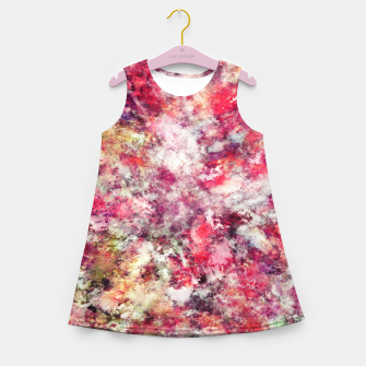 Thumbnail image of Rambling roses Girl's summer dress, Live Heroes