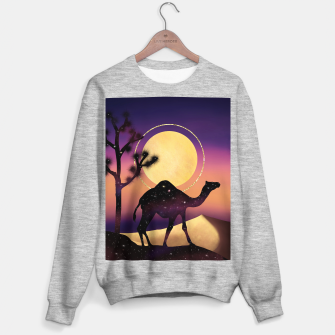 Thumbnail image of The Camel and the Joshua Tree Sweater regular, Live Heroes