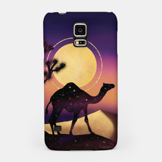 Thumbnail image of The Camel and the Joshua Tree Samsung Case, Live Heroes
