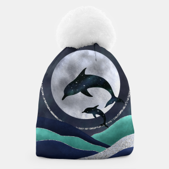 Thumbnail image of Night Swimming Beanie, Live Heroes